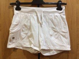 Shorts weiß mit Taschen