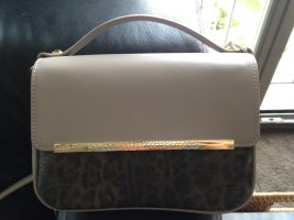 Cavalli Handbag multicolored leather
