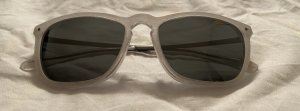 Retro Glasses light grey-grey