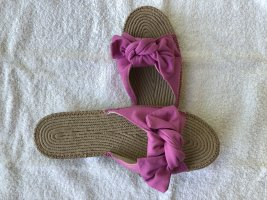 Beach Sandals pink-neon pink polypropylene