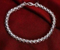 Silber 925 Armband neu zeitlos elegant modern massiv Sterling