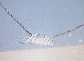 Anita Zilveren ketting zilver