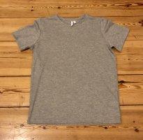 Silber Metallic T-Shirt / & Other Stories / Wie neu