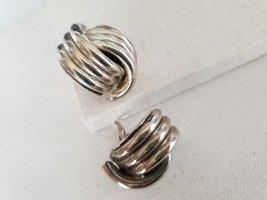 Boutique Ware Earclip silver-colored