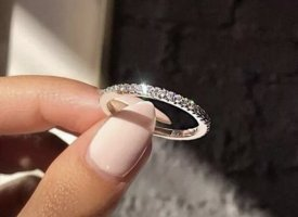 925er Silber Silver Ring silver-colored