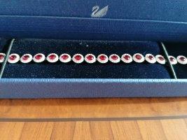 Swarovski Bracelet en argent multicolore