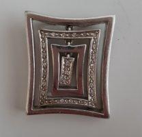 Pendant silver-colored