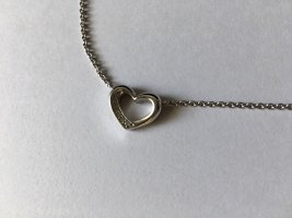 Fossil Ketting zilver