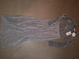Aéryne x NA-KD Vestido color plata-gris claro