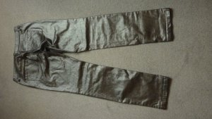 Comma Stretch Jeans silver-colored-light grey cotton