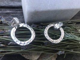 Bijou Brigitte Oorclips zilver