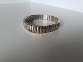 silbernes stainless steel Armband vintage