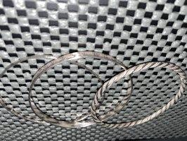 Bid Handmade Bangle zilver