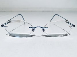 Silhouette Glasses multicolored metal