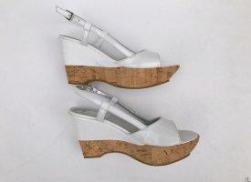 Sisley Sandalen mit Absatz Größe 38