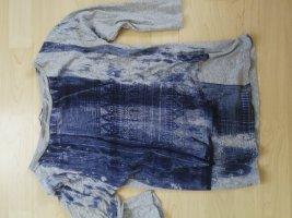 Sisley shirt mit boho Muster