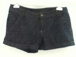 Sisley Shorts azul oscuro Algodón