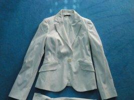 Sisley Sommer Anzug gestreift