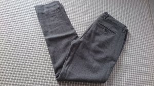 Siviglia Woolen Trousers grey wool