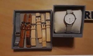 Skagen Uhr mit Wechselbändern
