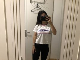 Skater Shirt Crop
