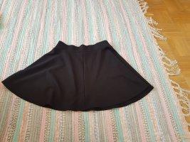 Unbekannte Marke Skaterska spódnica czarny