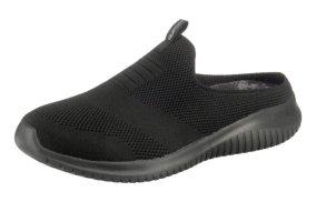 Skechers Klompen zwart