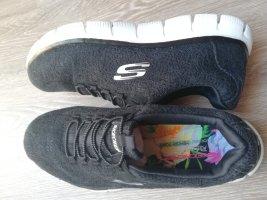 Skechers Damen-Sneaker schwarz