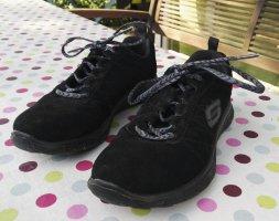 SKECHERS in schwarz mit FLEX SOLE, Größe 38