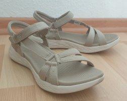 Skechers Outdoor sandalen licht beige
