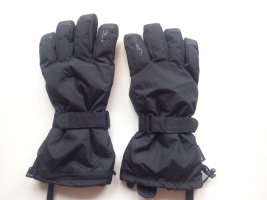 Ski Handschuhe schwarz Thinsulate Damen EU 9.5 Second Hand ungetragen Alpin