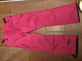 Crane Pantalón de esquí rosa
