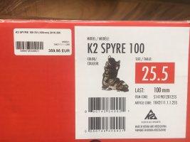 Ski Schuhe K2