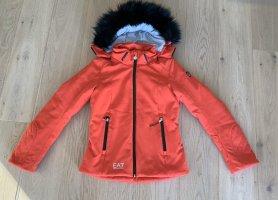 Emporio Armani Sports Jacket black-red