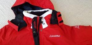 Schöffel Sports Jacket red