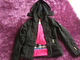 Bogner Fire + Ice Sports Jacket black-pink cotton