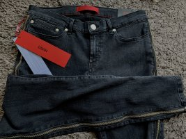 Skinny-Fit Cropped-Jeans
