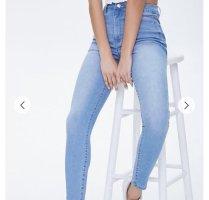 Skinny High Waist Jeans
