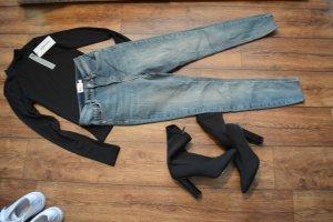 Nakd Jeans skinny azzurro-blu pallido
