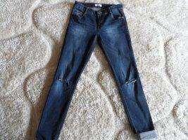 Skinny Jeans mit cutout Gr.36