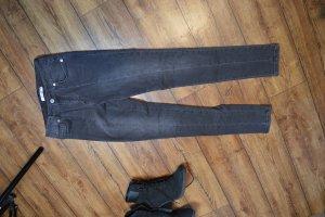 Nakd Jeans skinny grigio scuro