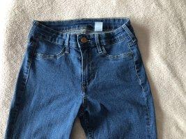 Skinny Regular Waist & Denim Jeans