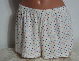 Sleep Shorts Größe 40/42 Bunte Dots