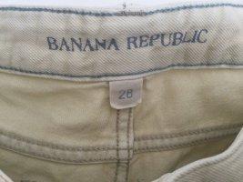 Slim Jeans 28 Vanille Ton