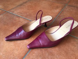 Kallisté Slingback Pumps purple