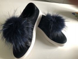 Kurt Geiger Slip-on Sneakers dark blue