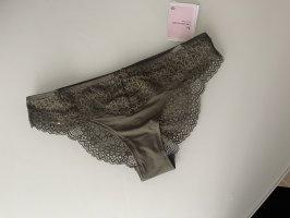 keine Pantalone pigiama cachi-grigio-verde