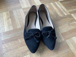 Perlato Slip-on Shoes black