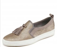 Tamaris Slippers gold-colored-beige