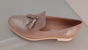 Babouche or rose-marron clair